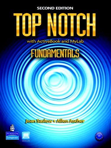 Top Notch Fundamentals W/Cd+Access Code