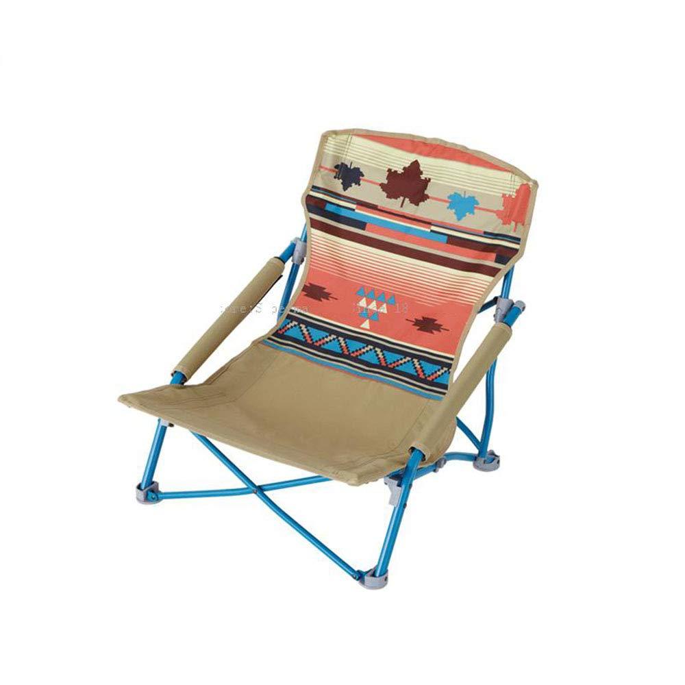 ZDYWANG Chaise de Pliage extérieure Portable Directeur Chaise Chaise de Plage pêche Chaise Mini  -