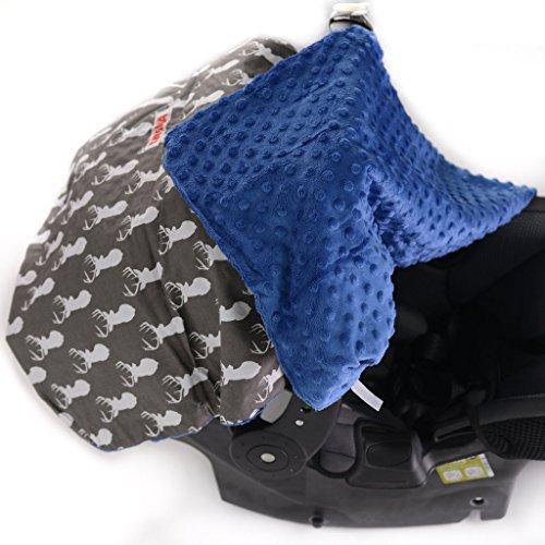 Amazon.com: danha Asiento de coche cubierta (Ciervo): Baby