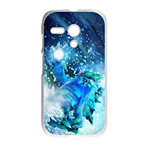 Motorola G Cell Phone Case White Defense Of The Ancients Dota 2 MORPHLING Yohch