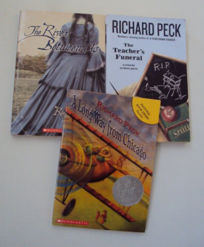 richard peck: a long way from chicago essay Richard peck (writer) richard wayne peck (april 5, 1934 – may 23, 2018) was an american novelist known for his prolific contributions to modern young adult literature  he was awarded the newbery medal in 2001 for his novel a year down yonder (the sequel to a long way from chicago ) [3].