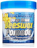 Wave Builder Deep Wax Beeswax Pomade, 3 Ounce