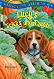 img - for Absolutely Lucy #5: Lucy's Tricks and Treats book / textbook / text book