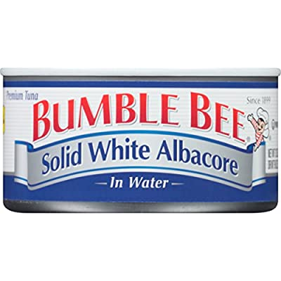 Bumble Bee Solid White Albacore Tuna in Water, 12 Oz by Bumble Bee