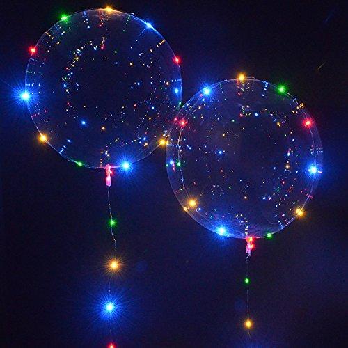 Led Balloon String Lights : 1pcs 18
