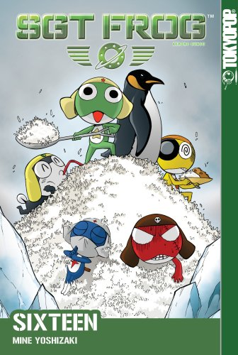 Sgt Frog Graphic Novel (Sgt. Frog, Vol. 16)