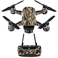 Skin for DJI Spark Mini Drone Combo - Drt| MightySkins Protective, Durable, and Unique Vinyl Decal wrap cover | Easy To Apply, Remove, and Change Styles | Made in the USA
