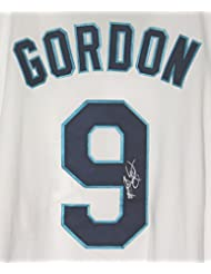 Dee Gordon Seattle Mariners Signed Autographed White #9 Jersey