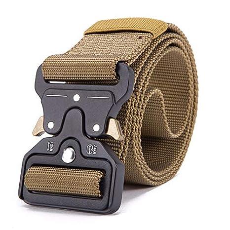 Kipove 110-140Long Big Size Male Canvas Outdoor Tactical Belt Mens Military Nylon Belts Army Ceinture HOM