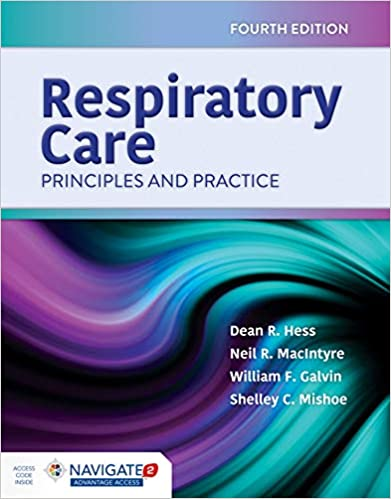 Respiratory Care: Principles and Practice, 4th Edition - Original PDF