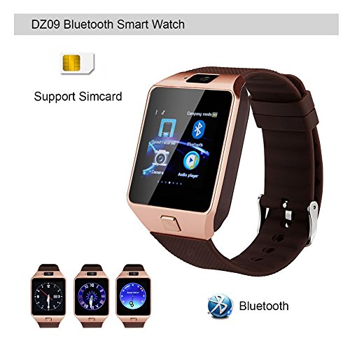 Dz09 Bluetooth Smart Watch All In One Unlocked Watch Cell