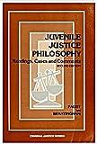 Juvenile Justice Philosophy 9780829901795