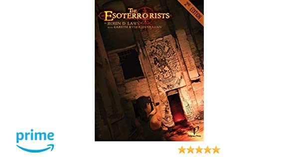 esoterrorists 2nd edition