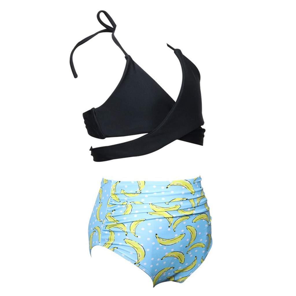 Vintage Bikinioberteil Bikini Oberteil zur Kombination Bademode Retro Stil