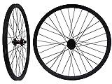Carbon Matt 29ER Mountain Bike Clincher Wheelset 29'' MTB Bicycle Wheel Rim