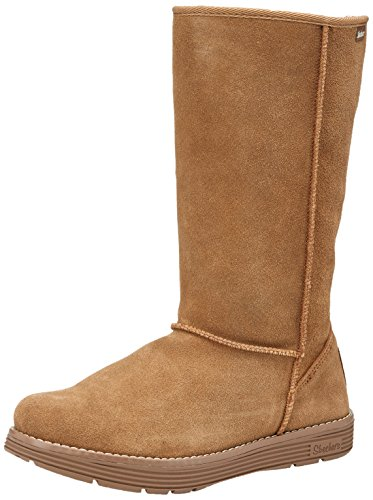 Skechers Womens Adorbs Femme Boot Castagna