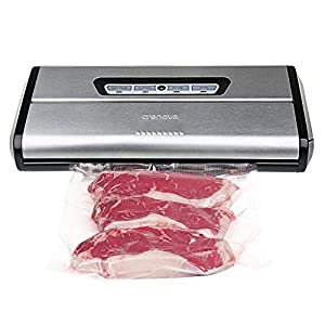 Upgraded, Crenova VS100 Vacuum Sealing System
