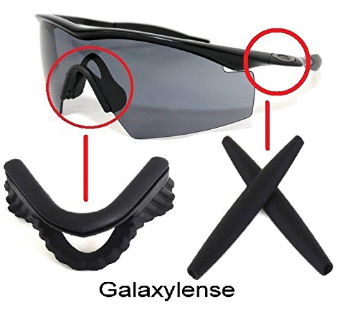 1d57317552d4 Image Unavailable. Image not available for. Color: Galaxy Earsocks With Nose  Pads For Oakley M Frame ...