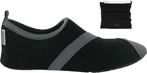 Medium Grey Black FitKicks Women/'s Active Footwear