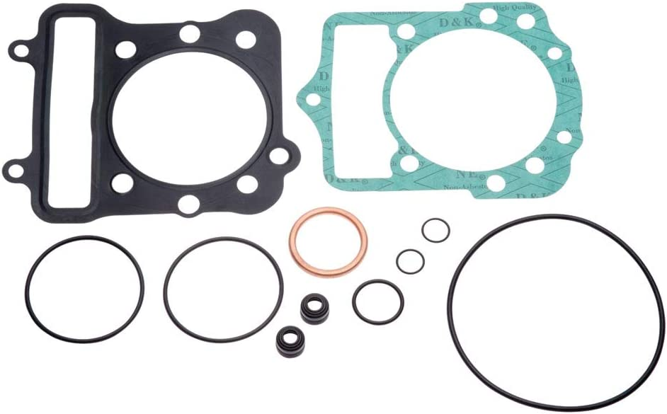 Fits Kawasaki Lakota 300 1995-2002 Tusk Top End Gasket Kit