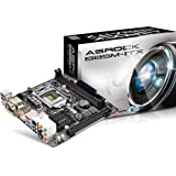 ASRock B85M - Placa base (Intel, DDR3 Dual Channel, 4 x SATA III, PCIe, 4 USB 3.0, 6 x USB 2.0)