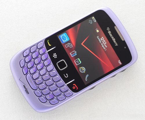 RIM BlackBerry Curve 2 8530, Violet (Verizon Wireless) - No Contract Required