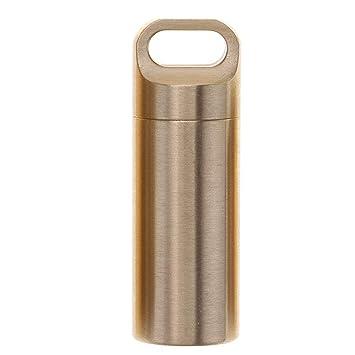 SuperglockT - Pastillero con Llavero Resistente al Agua, de ...