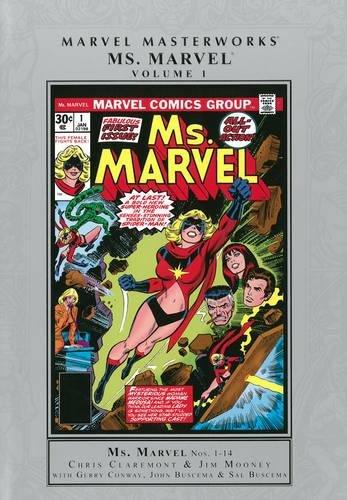 Download Marvel Masterworks: Ms. Marvel Volume 1 ebook