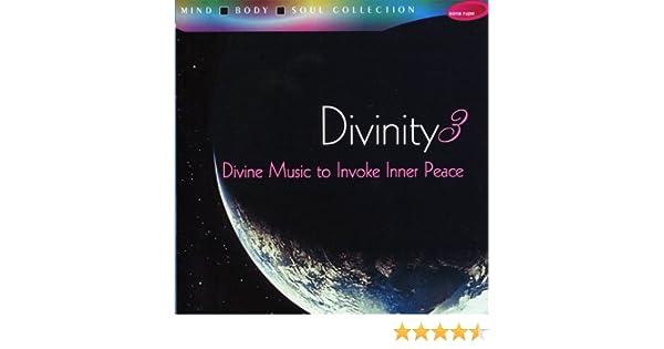 Divinity, Vol. 3 - Divine Music to Invoke Inner Peace by Niladri Kumar, Zarin Daruwala, Ulhas Bapat, Akhlak Hussain, Bhavani Shankar, Ashit Desai Rakesh ...