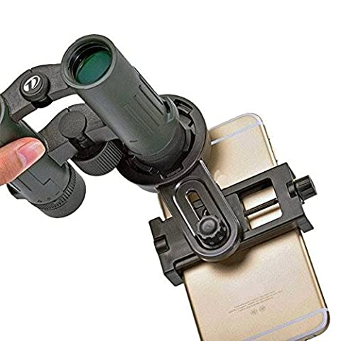 Pink Lizard Universal Telescope Camera Lens Holder Connecting 0-6 Inch Phone And 22-48mm Eyepiece