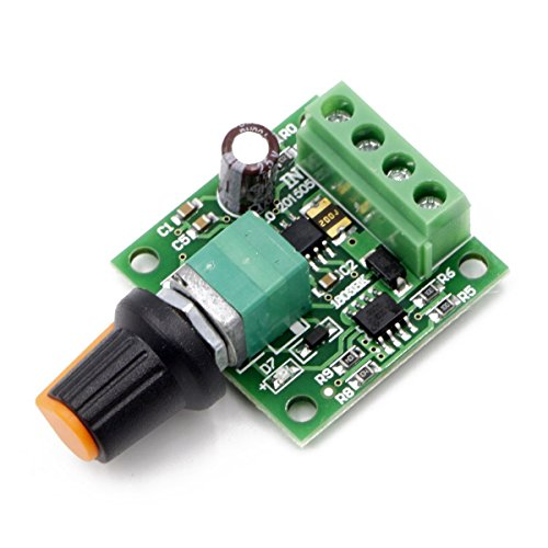 Riorand rr pwm 15v low voltage dc 3v 5v 6v 12v 2a for Low speed dc motor 0 5 6 volt