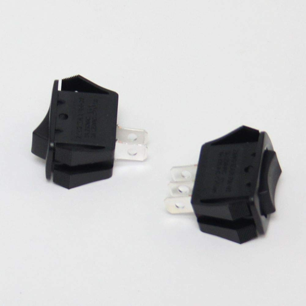 Broan 97016970 Range Hood Fan Motor and Light Switch Kit Genuine Original Equipment Manufacturer (OEM) Part Black