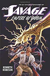 Amazon a history of the doc savage adventures in pulps doc savage empire of doom the wild adventures of doc savage fandeluxe Gallery