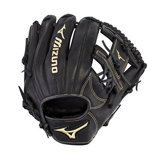 "Mizuno GMVP1175P3 MVP Prime Infield Baseball Gloves, 11.75"", Right Hand Throw"