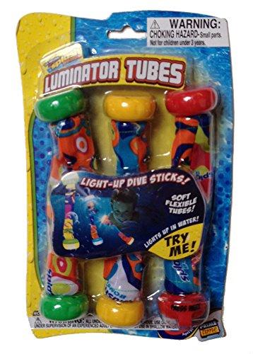 Diva Princess Ring (Luminator Tubes, Light-up Dive Sticks!)