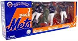 McFarlane Toys MLB Sports Picks Exclusive Action Figure 3-Pack David Wright, Carlos Delgado and Pedro Martinez 2 (New York Mets)