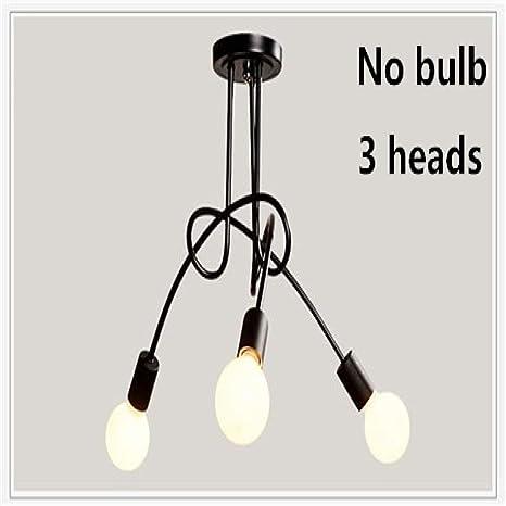 WSYYWD Lámpara de techo Brillo E27 Lámpara de techo Ático ...