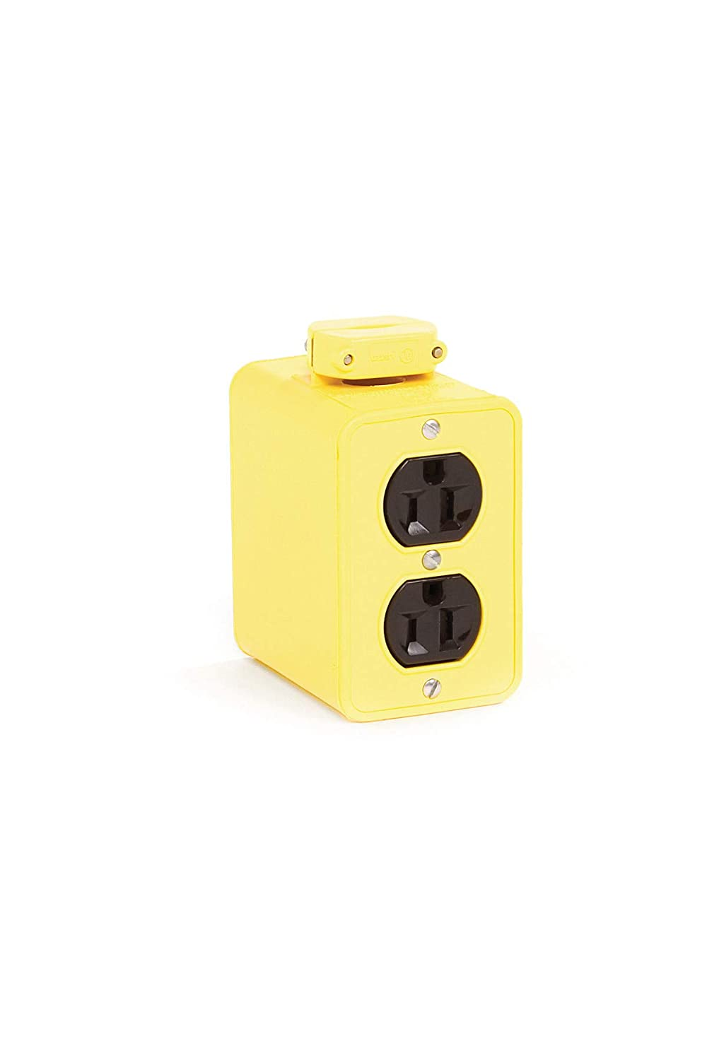 Woodhead Super-Safeway Extended Depth Outlet Box Model 3085
