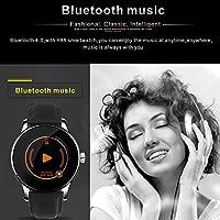 KKmoon K88H Smartwatch Bluetooth para Smartphone IOS 7.0 Android 4.3 y superior (Podómetro, Ritmo Cardíaco, Sedentario,Notificación de Teléfono, ...