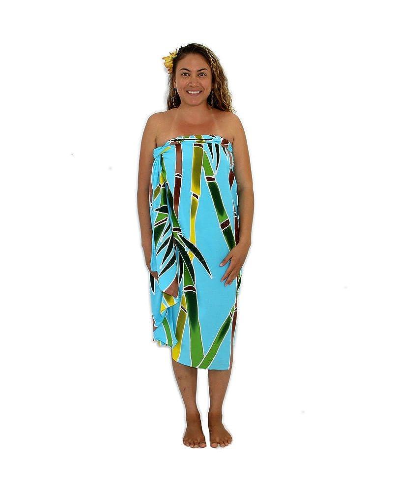 Amazon.com: Pareo Island mujer hawaiana de planta Pareo ...