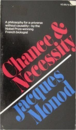 com chance and necessity an essay on the natural  com chance and necessity an essay on the natural philosophy of modern biology 9780394718255 jacques monod austryn wainhouse books
