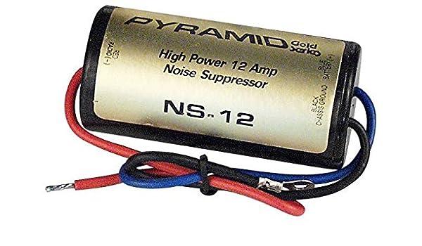 Pyramid NS12 - Cancelador de ruido (12 A): Amazon.es: Instrumentos musicales