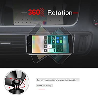 Universal Magnetic CAR, Office, Bathroom, Kitchen Phone Holder