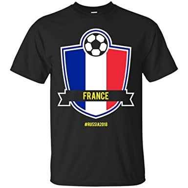 058970a7f0d Amazon.com: Mycart France Team - World Cup - Russia 2018: Clothing
