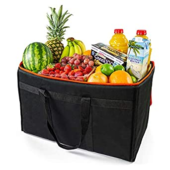 Amazoncom Free Extra Dividers Insulated Food Delivery Bag