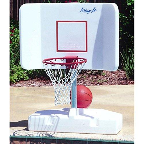 Pool Basketball Hoop by Pool Shot - Wing-It