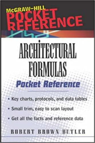 Architectural Formulas Pocket Reference