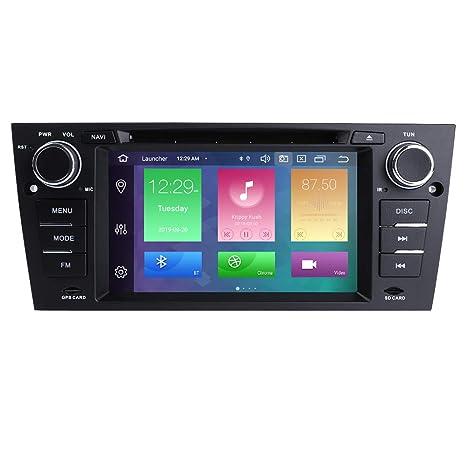 Amazon com: hizpo 7 Inch 1 Din Navigation Android 9 0 Car