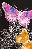Leggings Depot JGA-S0821-S Butterflies Print Jogger