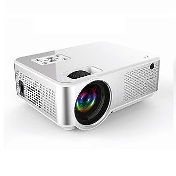 HongLianRiven Compatibles con el proyector portátil 1080P HD, 2800 ...